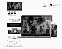 Web | Adriel Padilla Arquitectos