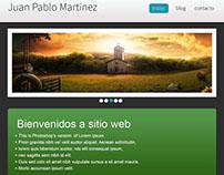 diseño de pagina web (rapida y funcional)