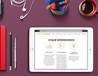 Ahmad + Symanski Decor - Branding, Web Design