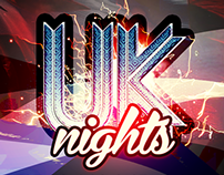 Flyer - UK Nights