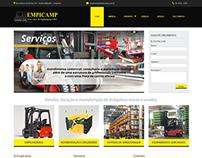 Empicamp – Comércio de empilhadeiras Ltda.