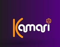 Kamari diseño web (Exportador de Rosas)