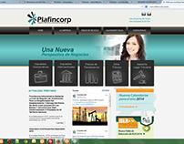 Plafincorp Website.