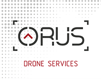 ORUS - Drone services