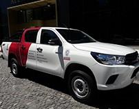 GD / BVA Vehicle Graphic
