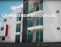 La Hacienda Residencial - Parallax + 360°