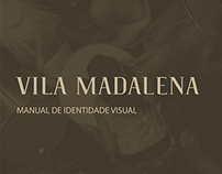 Vila Madalena - Manual de Identidade Visual