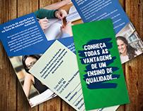 Folder Cursinho - LYVA