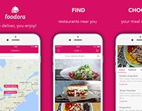 Foodora - Local Food Delivery