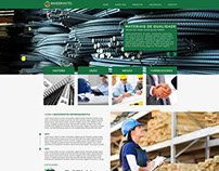 One Page - Website Bandeirantes