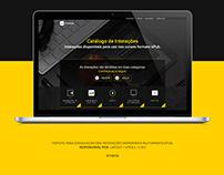 Hotsite ePub   UX, UI, HTML5, CSS3
