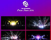 Orca Tour 2016