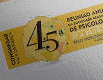 Identity Graphic - Brazilian Society of Psychology