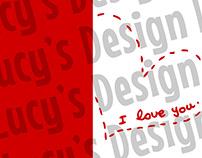 Tarjeta Personalizada Dia de los Enamorados