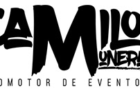 Logo Camilo Munera Promotor