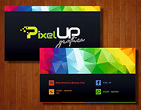 Diseño de logo y tarjetas personales