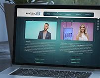 Kontrol Productions - Diseño Web