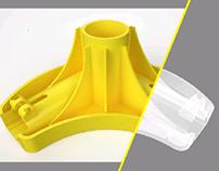desarrollo de piezas plásticas