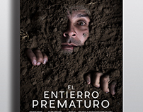 Movie Poster - The Premature Burial