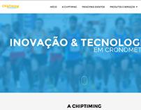 Criação/Adaptação de website institucional para empresa