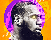 La King James | Personal Project