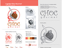 'Chocgourmet' Logo Project