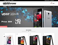 YEZZStore - eCommerce Magento