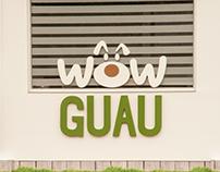Nombre y Diseño de Wow Guau