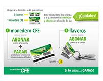 Infografias Monedero CFE