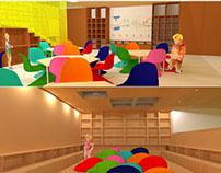 Módulo Educacional - Sala de  Aula