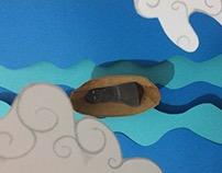 O pescador e o rei das nuvens