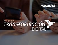 YaCaché - Transformación Digital