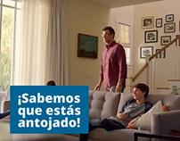 Antojese.com (Colombia). Publicidad / Advertising