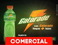 Comercial GATORADE
