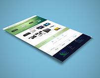 Diseño Web GP EVENTOS AUDIOVISUALES