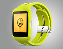 Easy Taxi (Android Wear)