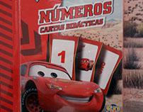 Diseño- Cartas didácticas Cars