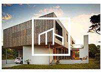 MH Arquitetura  - Visual Identity