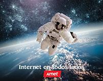 Internet en todos lados