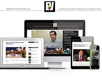 El Venezolano News - Web Development
