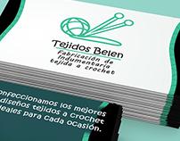 Propuesta de Logo Tejidos Belen
