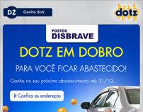 Banners e e-mails Dotz