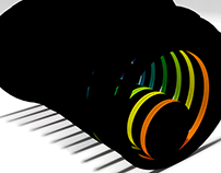 Plano Seriado Cromático | Diseño 3D