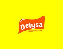 """Delysa: """"Siempre en casa"""" (Mayonesa)"""