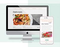 Responsive Web Design - Nutricionista Paola Galarza