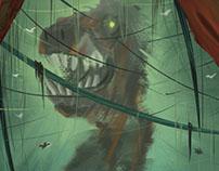 The jungle, book cover contest