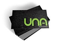 Cartão de Visita - Banda UNA