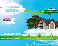 Minisite web