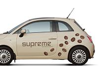 SUPREME / Corporate identity