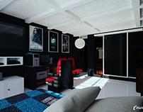 Film bedroom